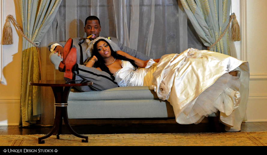 Kordell Stewart and Porsha Williams Wedding